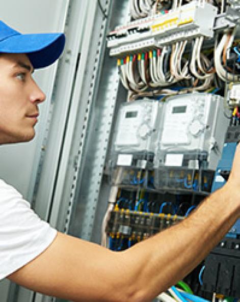 Electricien câblage informatique Racour, Liège